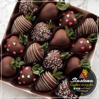 Клубника в шоколаде - ПН23