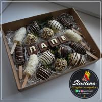 Клубника в шоколаде - ПН34
