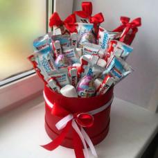 Букет из конфет - БК01