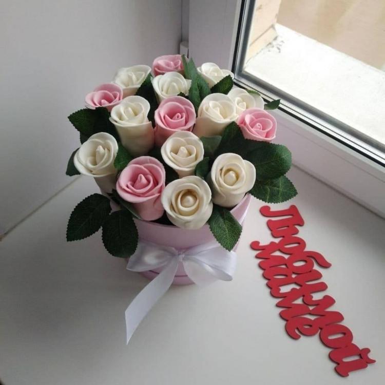 Съедобные розы СР10