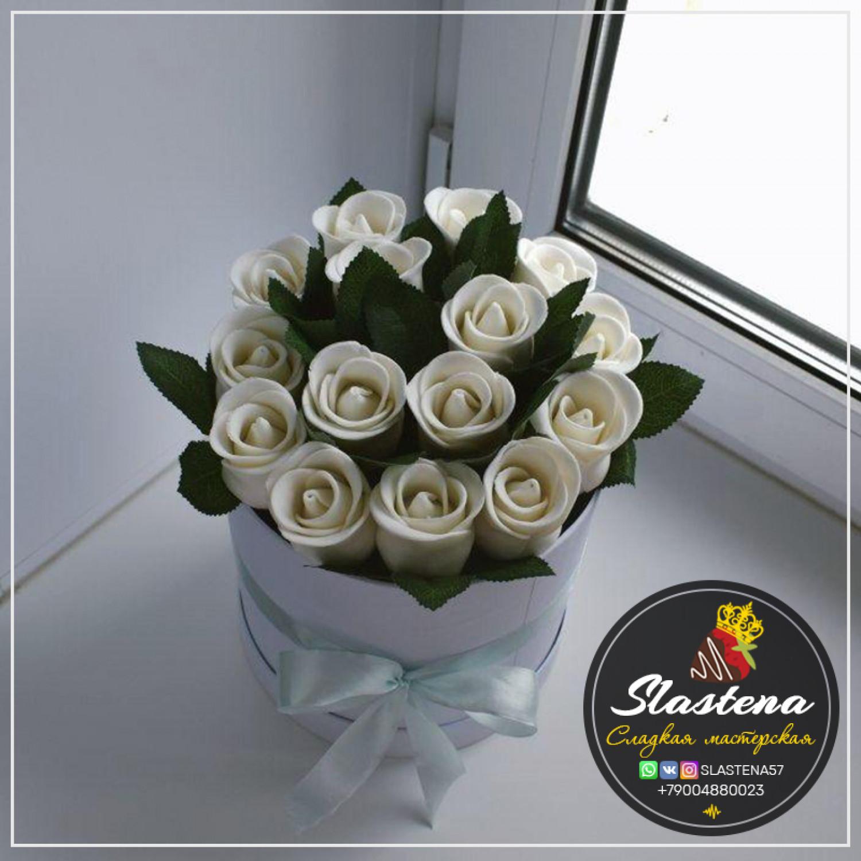 Съедобные розы артСР8